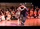 Tango: Juana Sepúlveda y Carlitos Espinoza, 01/05/2016, Brussels Tango Festival, Mixed couple 3/4