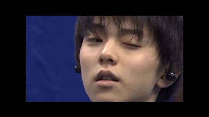 Yuzuru Hanyu(羽生結弦) is manly and feminine occasionally.ゆづのドS&ドMな一面