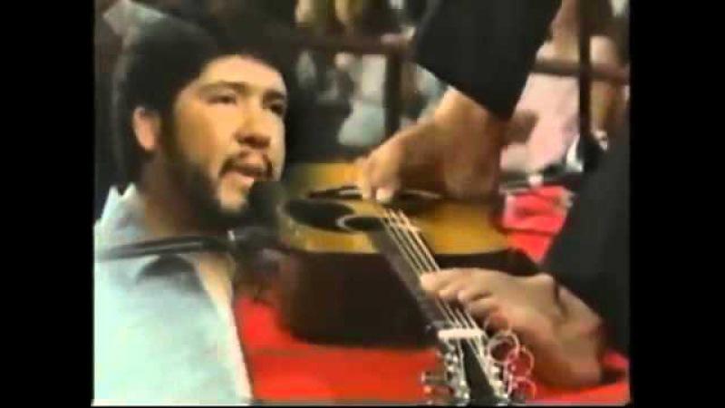 Тони Мелендес Tony Melendez, гитарист без рук