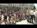 Міський голова зустрівся з дітьми сиротами під час їхнього велопробігу