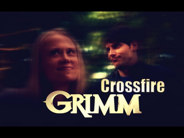 Grimm Nick Burkhardt Adalind Schade | Crossfire | Use Headphones 3