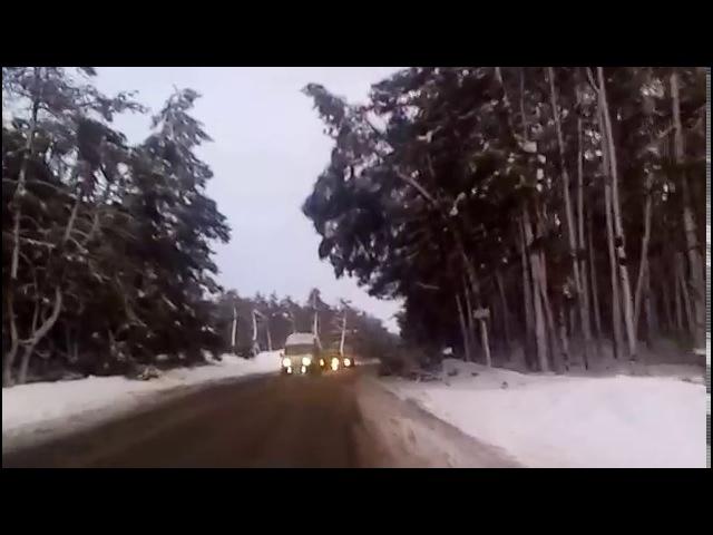 Дорога из Харькова на Змиёв
