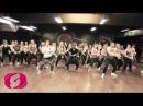 J Balvin - Tranquila - Salsation Choreography