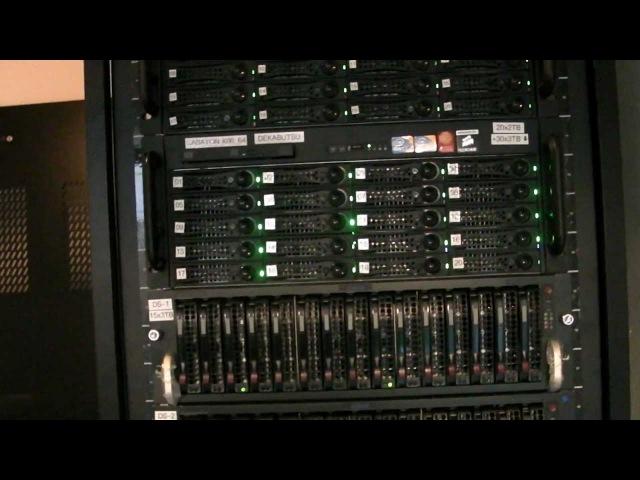 Home server room/datacenter (full rack)