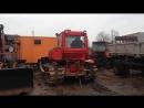 -Продаём бульдозер ДТ-75Б болотник