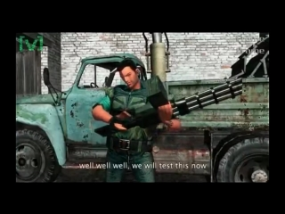 GTA-S.T.A.L.K.E.R Укуренные из Vice City одним фильмом