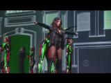 The Black Eyed Peas _ Boom Boom Pow _ Victorias Secret - Fashion Show 2009 Live