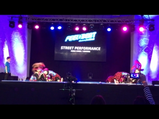 TEEN CREW-FEEL THE BEAT 2015-BDS