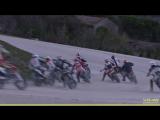 La 100km Dei Campioni highlights гонки на заднем дворе у Валентино Росси