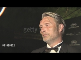 Mads Mikkelsen on being part of the jury and on women in the film industry at Place de la Castre