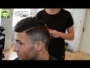 Как сделать причёску как у Neymar pricha footballer