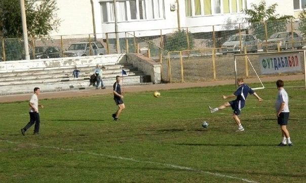 Украинский футбол, Футдаблбол