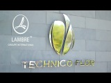Парфюмерия LAMBRE - фабрика TehnicoFlor France