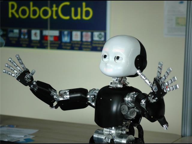 Антропоморфные роботы 1 Серия Документальный фильм