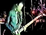 Metallica - Cliff Burton [Anesthesia Pulling Teeth] - Whiplash Live 1982 w Dave Mustaine