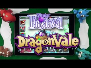 What's New in DragonVale's Winter Frostival?