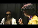 Lil wayne what type of food do you like?
