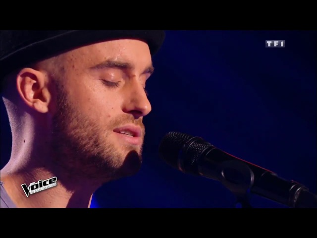 Sweem sings Big Jet Plane | The Voice France 2016