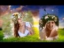 Дивчина-весна Наталия Бучинская