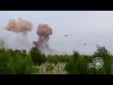 НЛО Обстреляло Укр. армию  UFO attack UA Army