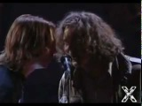 Neil Young &amp Pearl Jam - Rockin' In The Free World (1993 at the MTV Music Awards)