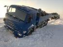 Дальнобойщики Севера . Дороги крайнего севера Зимник RUSSIAN ROADS 3