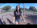 Female Workout Motivation! street workout девушки