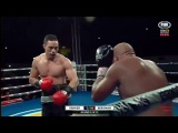 Joseph Parker vs Jason Bergman Full Fight 2016-01-23