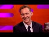 Will Tom Hiddleston be the next James Bond? - The Graham Norton Show: Series 19 Episode 7 - BBC