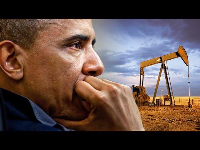 Нефть - Крах сланцевой революции Америки