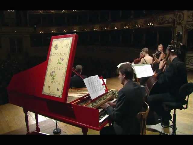 J.S. Bach: Brandenburgische Konzerte №1-6