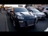 2007 Porsche Cayenne TechArt Magnum in Kharkiv (Ukraine)