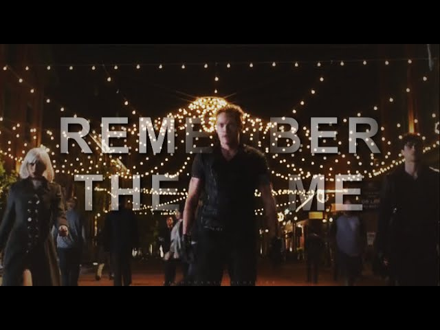 REMEMBER THE NAME - SHADOWHUNTERS
