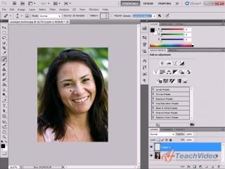 Adobe® Photoshop® как инструмент профессионала - Ретуширование в Фотошопе