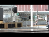 3.Ангелина Павлюченко.22.05.16 г. Симферополь. Открытый чемпионат Крыма по Pole Dance