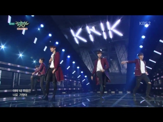 KNK - Knock @ Music Bank 160325