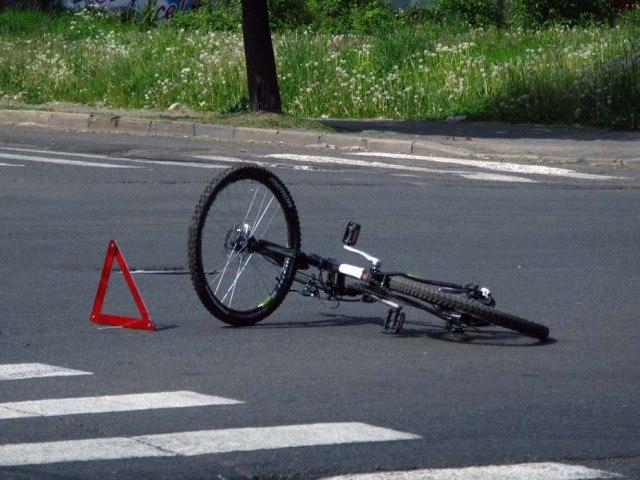 В Таганроге водитель «шестерки» сбил подростка на велосипеде