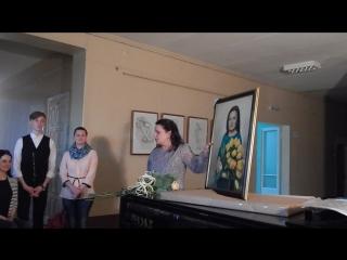 Поздравление Ирины Васильевны с юбилеем! Хор
