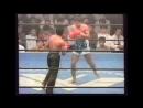 Бушидо 6 - Макото Оэ - Рафаэль Агилера (Кикбоксинг)