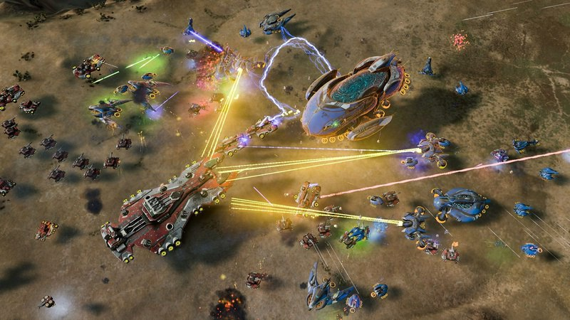 Ashes of the Singularity (2016) PC | RePack от Black Box - Скриншот 2