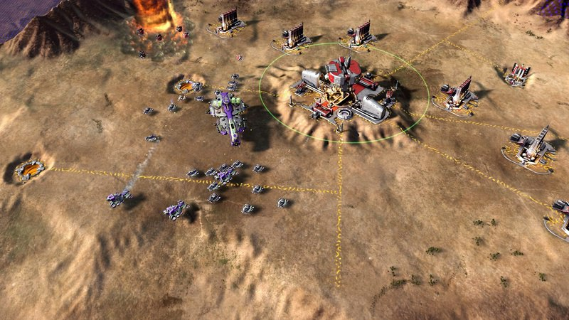 Ashes of the Singularity (2016) PC | RePack от Black Box - Скриншот 1
