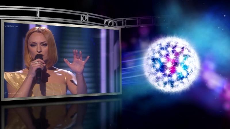 Eneda Tarifa - Fairytale (Albania, Eurovision 2016 Semi-Final 2) VOICE ONLY