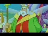 Дюймовочка (Япония, 1978) полнометражный мультфильм, советский дубляж с участием Георгия Вицина