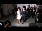 Blake Lively and Ryan Reynolds, Lewis Hamilton and more attending the Amfar fundraiser in New York C