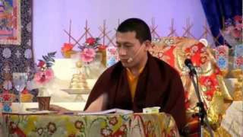 Karmapa, Dhagpo Kagyu Ling, 16082012, 13