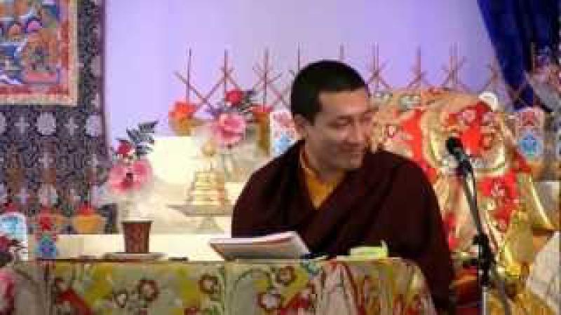 Karmapa, Dhagpo Kagyu Ling, 16082012, 23