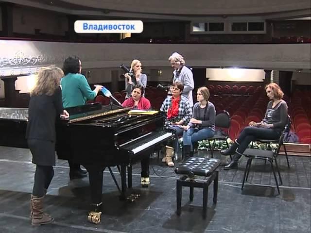 Певица с мировым именем Оксана Корниевская выступит во Владивостоке