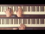 Piano Kara Sevda dizi muzigi - Canim Yaniyor Toygar Isikli