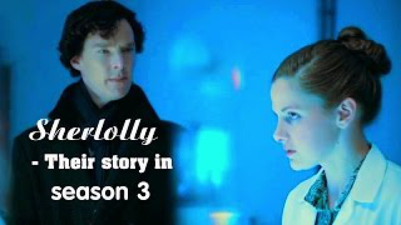 Sherlock Molly - Their story in season 3 | Queen of Mind Palace [Engsub] Sherlolly