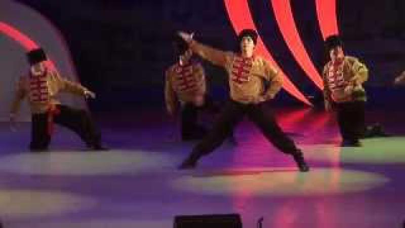 Народный танец Когда мы были на войне. Ансамбль танца Калинка. НАРОДНЫЙ ТАНЕЦ. МУЗ ХОР ПЯТНИЦКОГО
